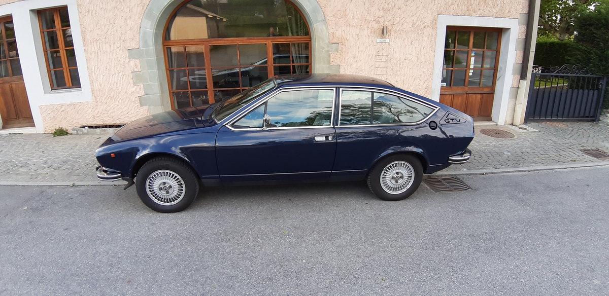 1978 Alfa Romeo Alfetta GTV 2.0 SOLD (picture 2 of 6)