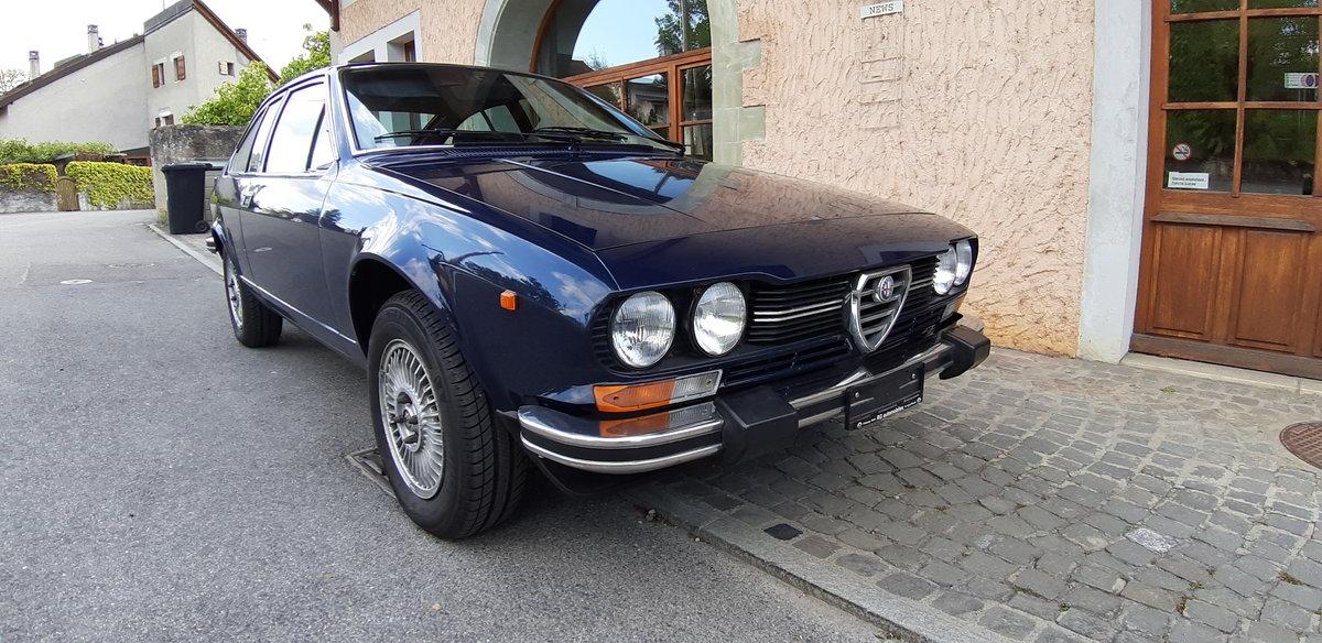 1978 Alfa Romeo Alfetta GTV 2.0 For Sale (picture 3 of 6)