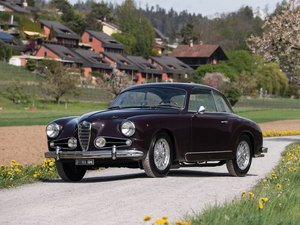 1955 Alfa Romeo 1900C Super Sprint Coupe by Touring For Sale by Auction