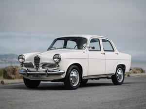 1959 Alfa Romeo Giulietta T.I. Berlina  For Sale by Auction