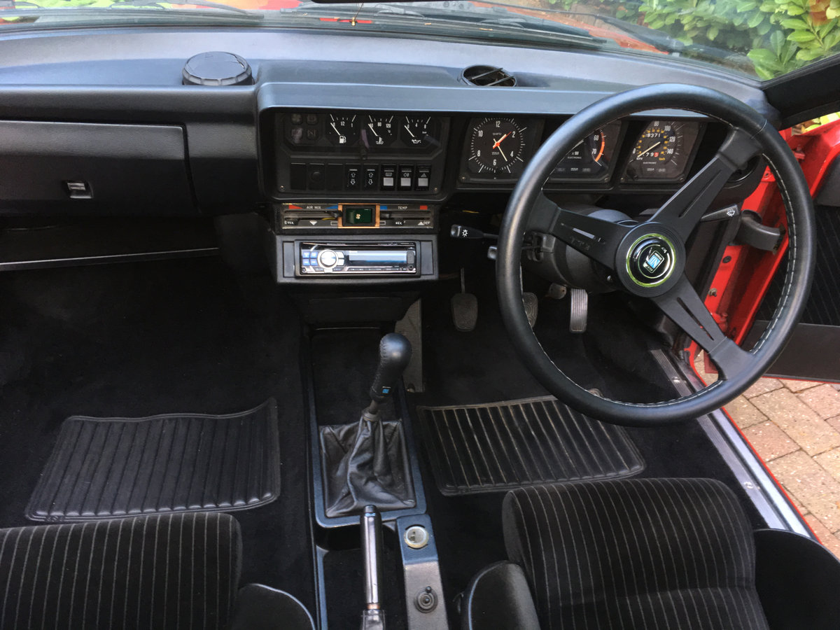 1984 GTV 6 3.0 LITRE  SOLD (picture 5 of 6)