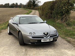 Alfa GTV V6 - 1999  - new engine For Sale