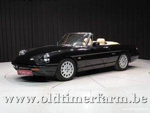 1991 Alfa Romeo Spider 2.0 '91 For Sale