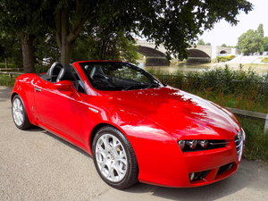 2007 ALFA ROMEO Spider 3.2 V6 Manual Q4  For Sale