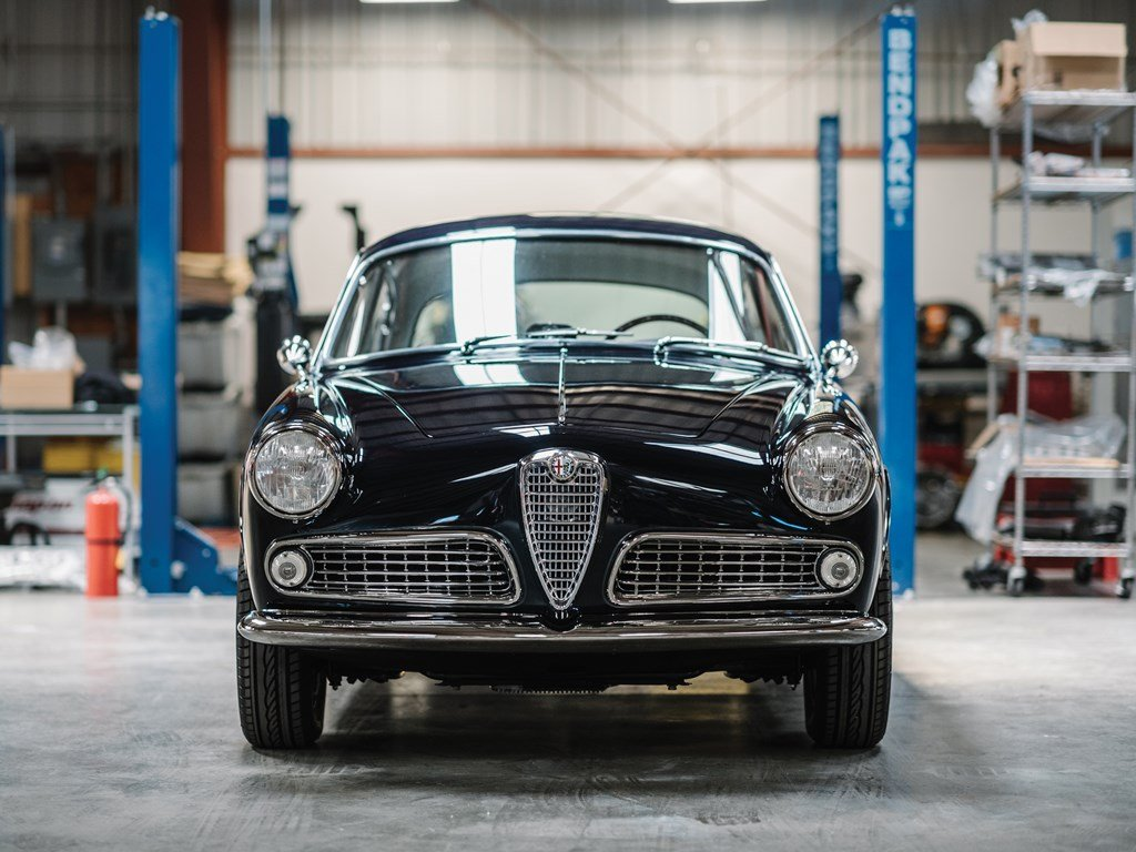 1958 Alfa Romeo Giulietta Sprint Veloce by Bertone For Sale by Auction (picture 6 of 6)
