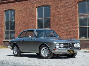 1969 Alfa Romeo 1750 GT Veloce by Bertone For Sale by Auction