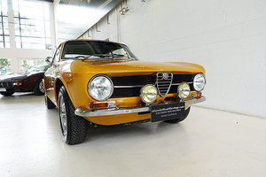 Picture of 1974 AR GT Junior 1600, stunning, original RHD,  Giallo Ocra SOLD