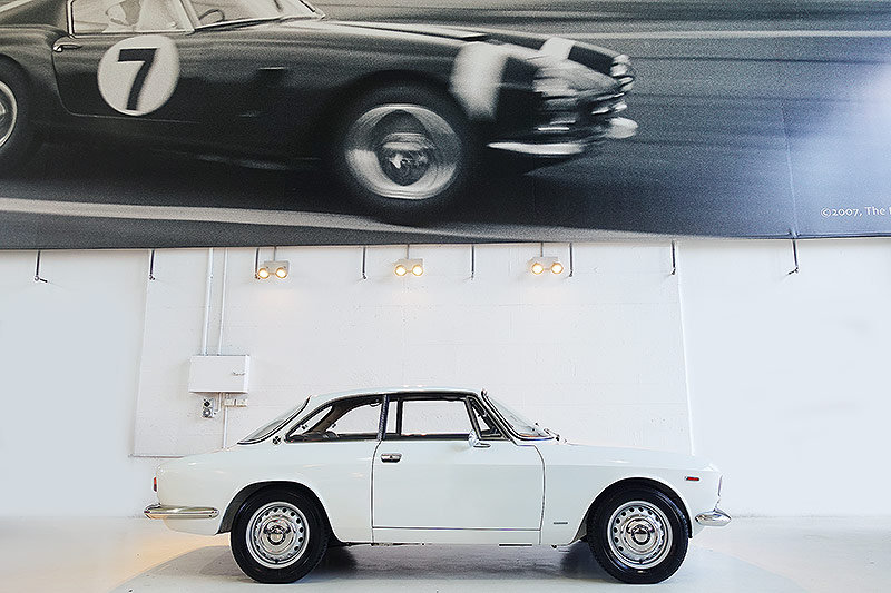 1967 AR Giulia Sprint GT Veloce, super original, unrestored, RHD For Sale (picture 3 of 6)