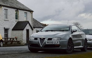 2005 Low Mileage Alfa GT V6 Busso Original Invoice For Sale