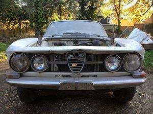 1969 Alfa Romeo Mk1 1750 GTV
