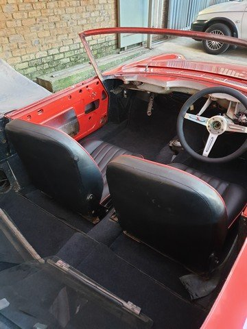 Alfa Spider for Restoration For Sale (picture 5 of 6)