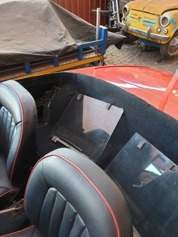 Alfa Spider for Restoration For Sale (picture 6 of 6)