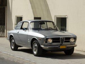 1969 Alfa Romeo GT Junior 1.3 Scalino, Grigio Chiaro Metallizzato For Sale
