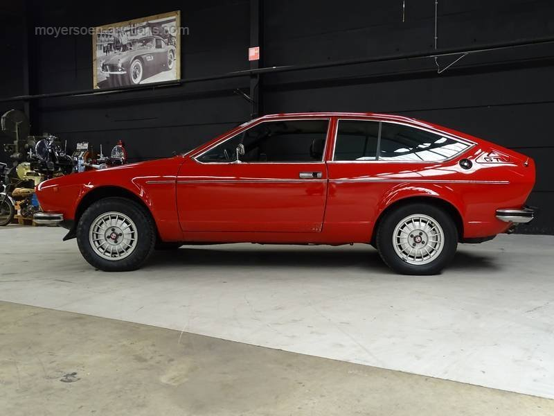 1980 ALFA ROMEO GTV For Sale by Auction (picture 2 of 6)