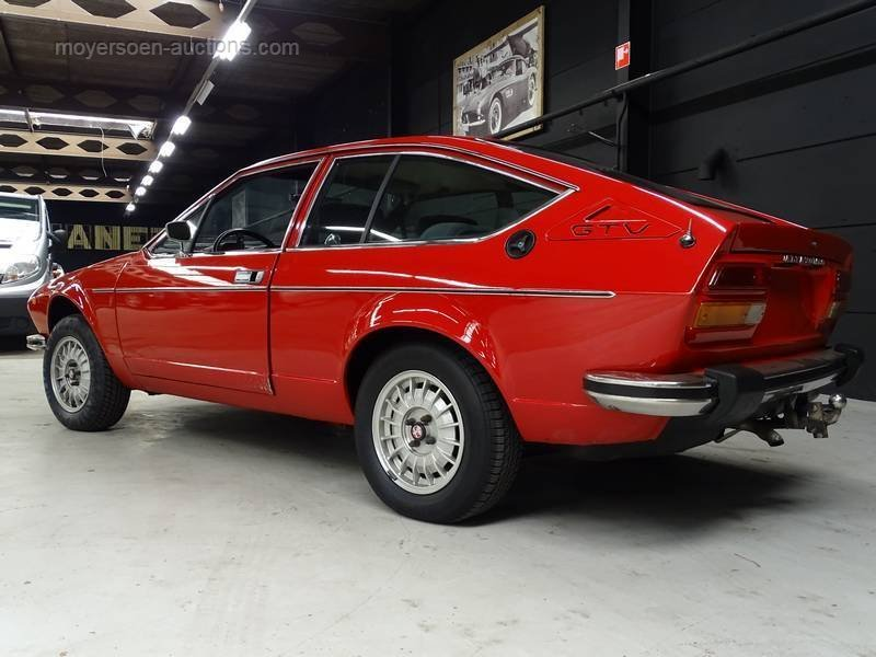 1980 ALFA ROMEO GTV For Sale by Auction (picture 3 of 6)