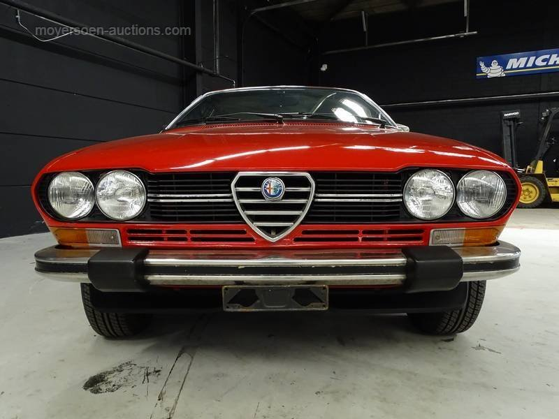 1980 ALFA ROMEO GTV For Sale by Auction (picture 4 of 6)