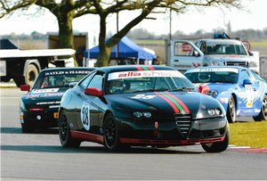 2012 Alfa Romeo GTV 3.2 Competition Race Car  For Sale
