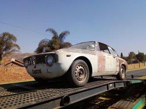1965 ALFA ROMEO GIULIA SPRINT GT RHD For Sale