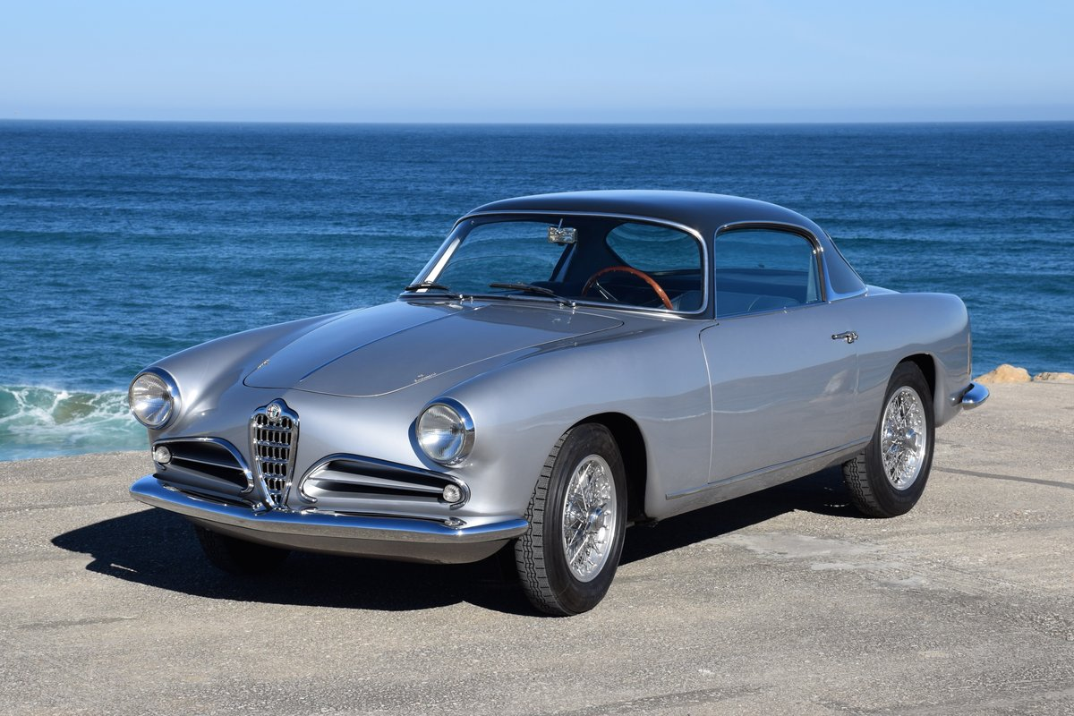 1957 Alfa Romeo 1900 CSS Touring For Sale (picture 1 of 6)