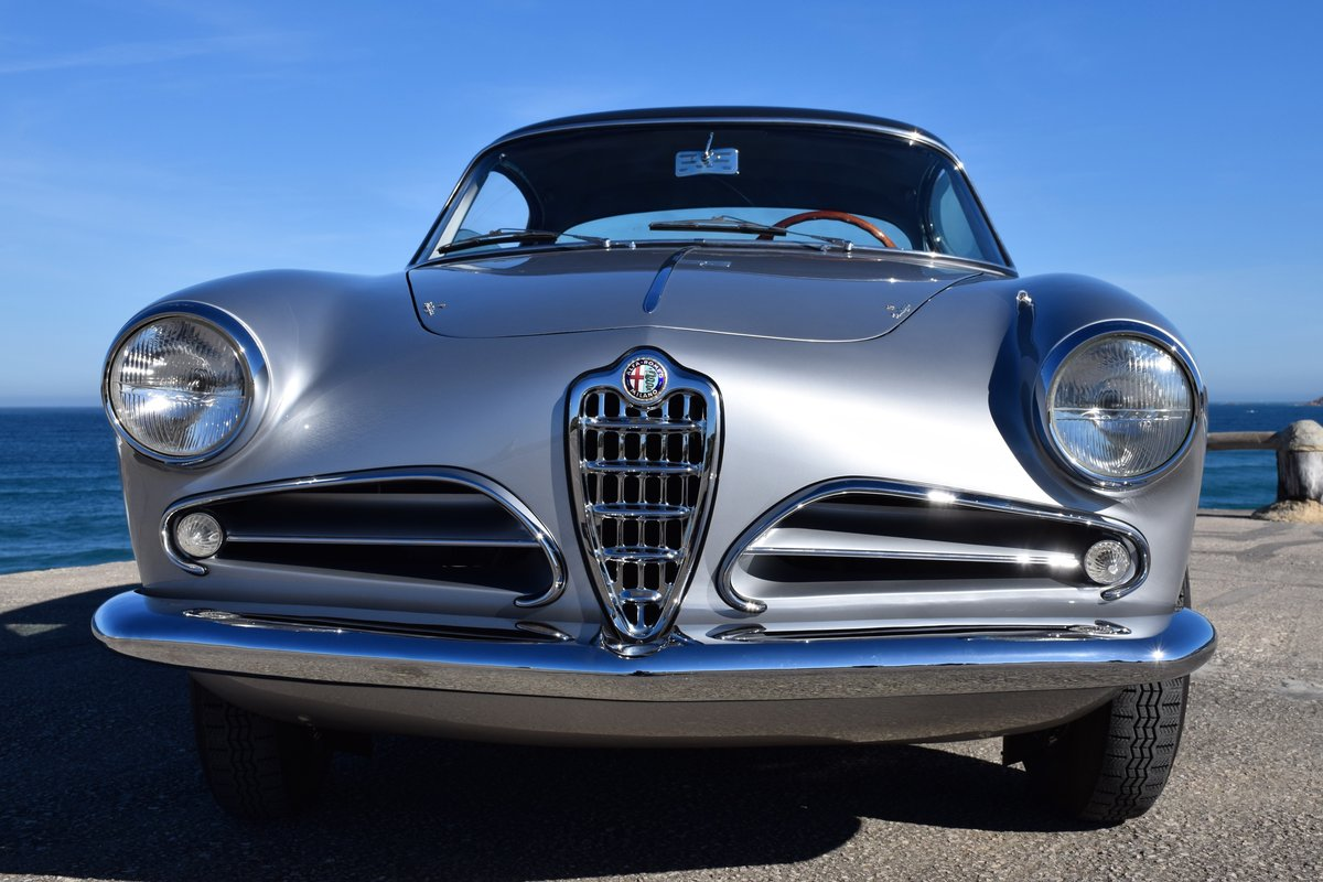 1957 Alfa Romeo 1900 CSS Touring For Sale (picture 2 of 6)
