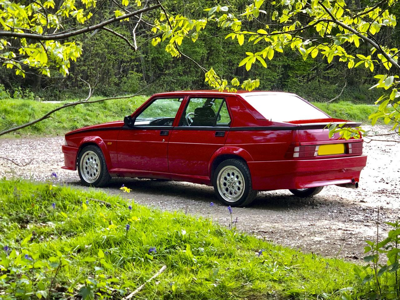 1991 75 3.0L V6 Cloverleaf For Sale (picture 1 of 6)