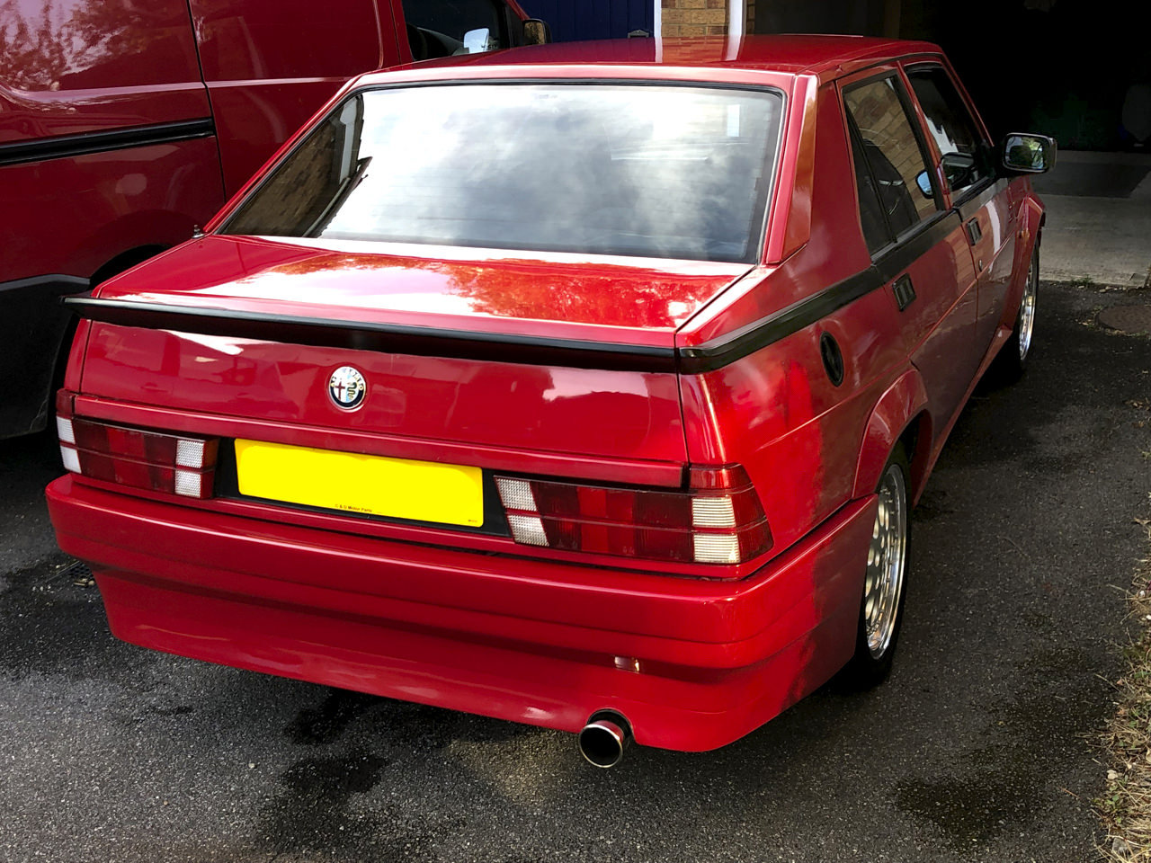 1991 75 3.0L V6 Cloverleaf For Sale (picture 2 of 6)