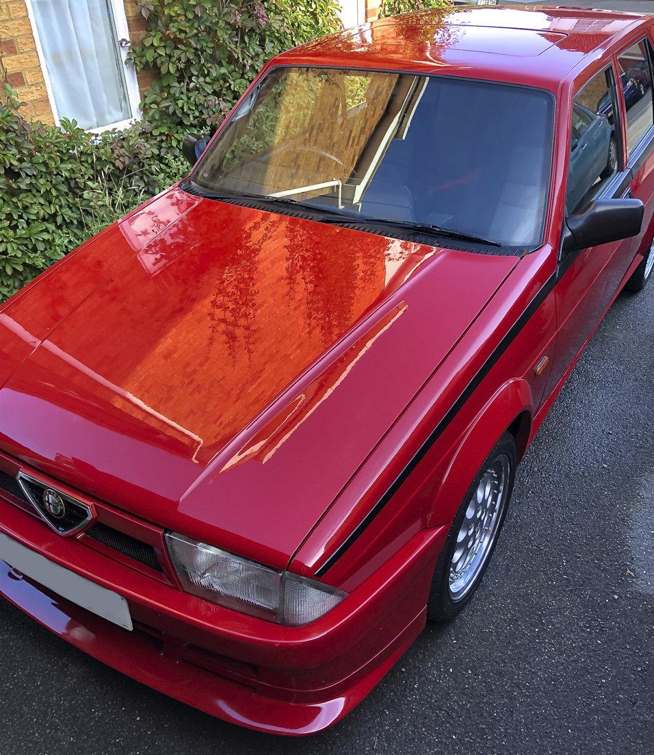 1991 75 3.0L V6 Cloverleaf For Sale (picture 3 of 6)