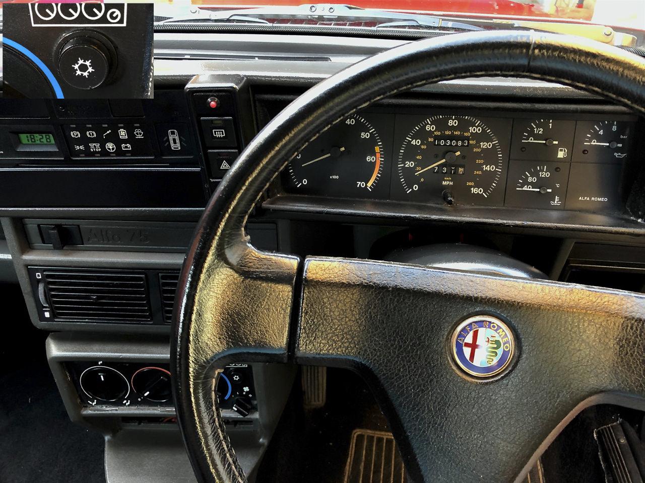 1991 75 3.0L V6 Cloverleaf For Sale (picture 5 of 6)