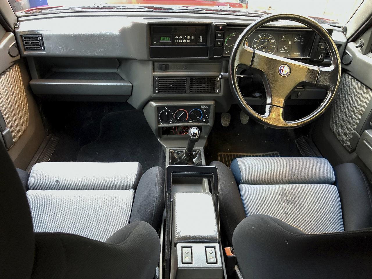 1991 75 3.0L V6 Cloverleaf For Sale (picture 6 of 6)