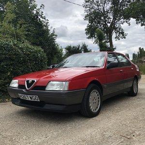 1990 Alfa Romeo 164 T Spark For Sale