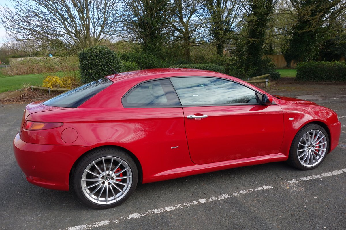 2005 Alfa Romeo GT 3.2 V6 For Sale (picture 1 of 6)