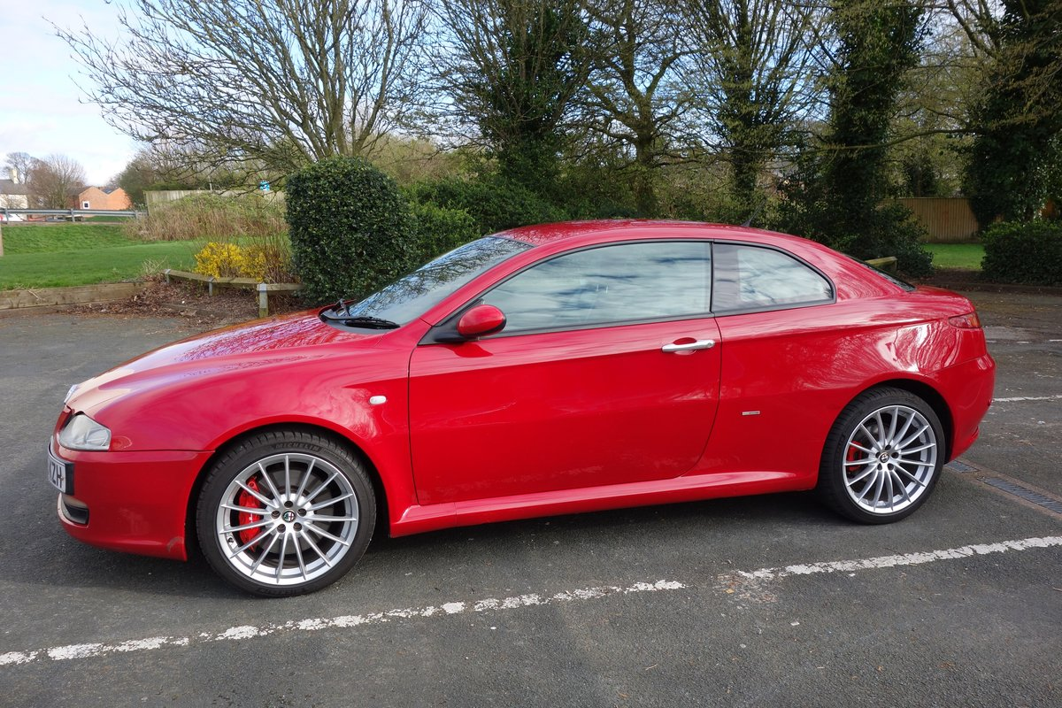 2005 Alfa Romeo GT 3.2 V6 For Sale (picture 2 of 6)