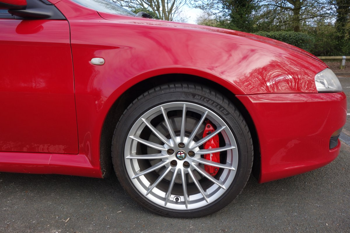 2005 Alfa Romeo GT 3.2 V6 For Sale (picture 3 of 6)