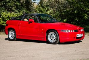 1992 Alfa Romeo SZ Zagato