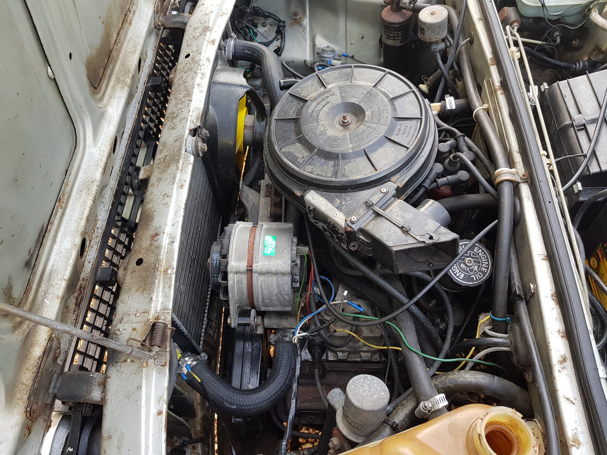 1981 alfa romeo sprint veloce rhd import project  For Sale (picture 6 of 6)