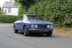 1974 Alfa Romeo 2000 GT Veloce - UK Car - 54,000 miles  SOLD