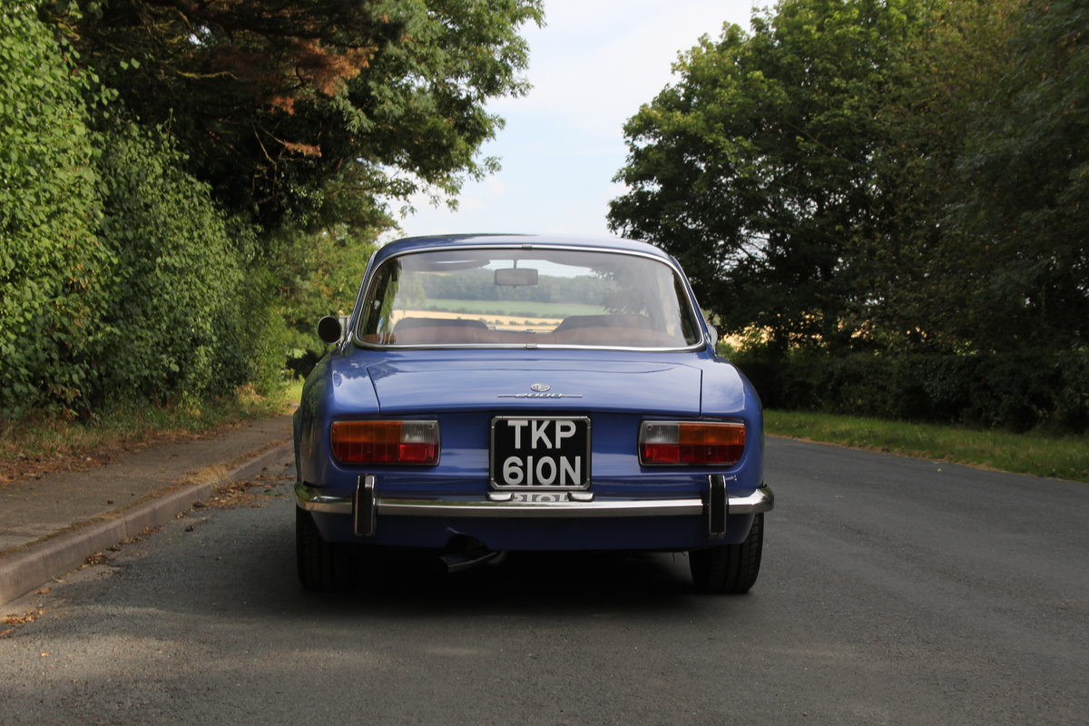 1974 Alfa Romeo 2000 GT Veloce - UK Car - 54,000 miles  SOLD (picture 5 of 20)