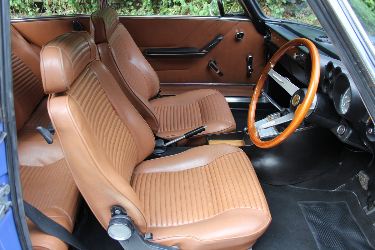 1974 Alfa Romeo 2000 GT Veloce - UK Car - 54,000 miles  SOLD (picture 8 of 20)