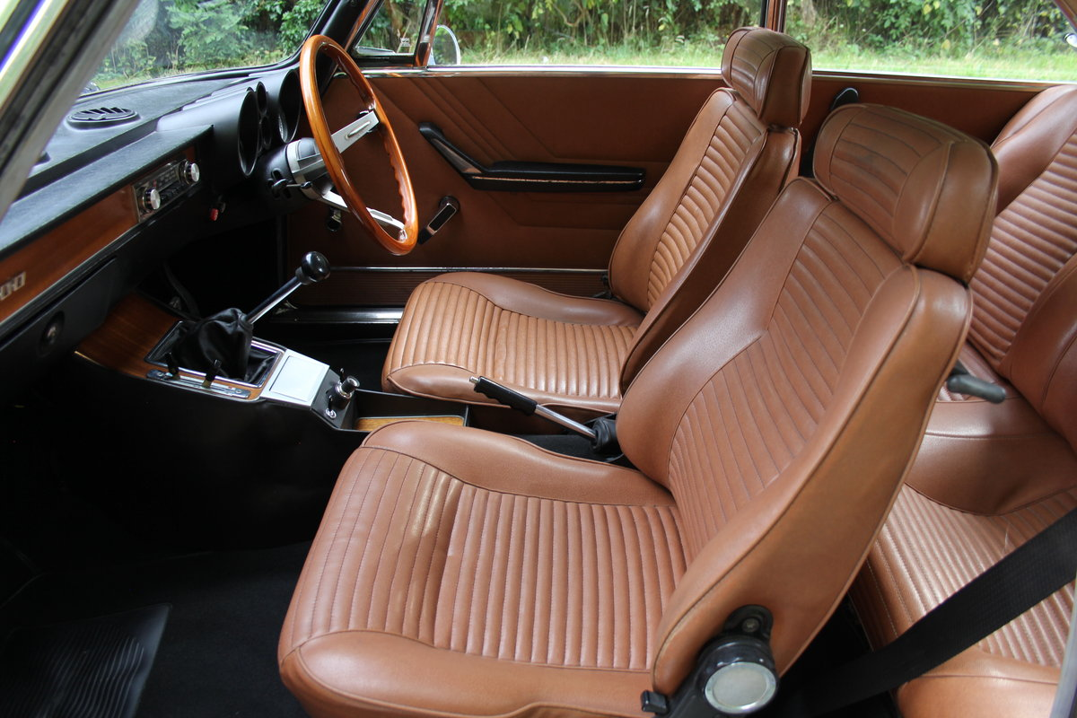 1974 Alfa Romeo 2000 GT Veloce - UK Car - 54,000 miles  SOLD (picture 11 of 20)