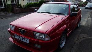 1988 Alfa Romeo 75 3.0 6V Veloce For Sale