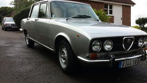 1973 Alfa Romeo 2000 Berlina SOLD