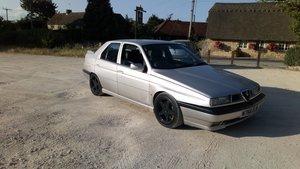 1995 Alfa Romeo 155 2.5 V6 widebody