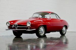 1961 Alfa Romeo Giulietta Sprint Speciale = Clean Red Driver $159 For Sale