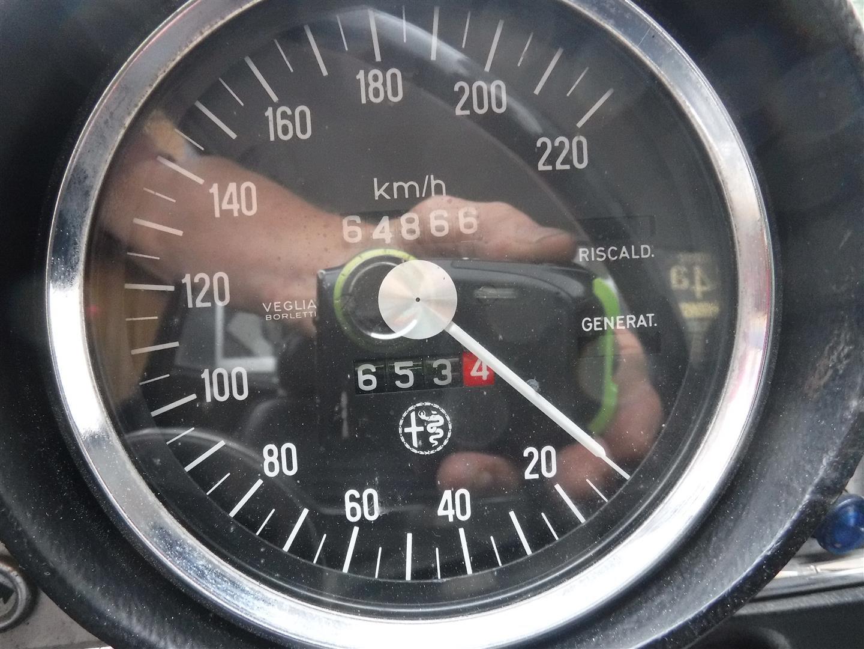 1973 Alfa Romeo 1600 GT Bertone '73 For Sale (picture 4 of 6)