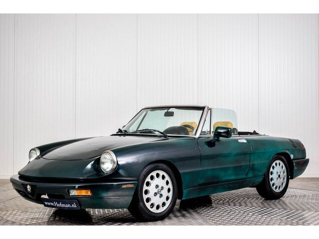 1991 Alfa Romeo Spider 2.0i For Sale (picture 1 of 6)