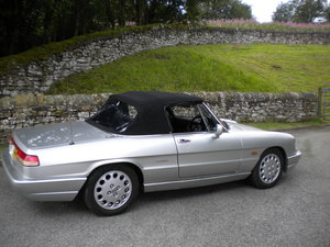 1992 Alfa Spider S4 For Sale