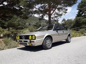 1987 Rare alfa sprint grand prix...one hand ,73 k km !
