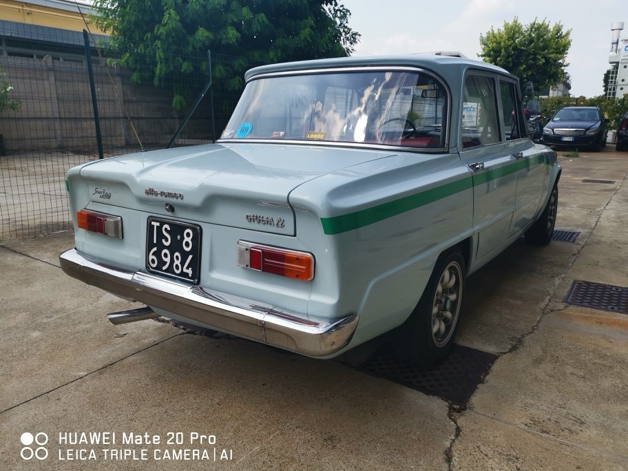 1966 superb giulia 1300 1750engine For Sale (picture 4 of 6)