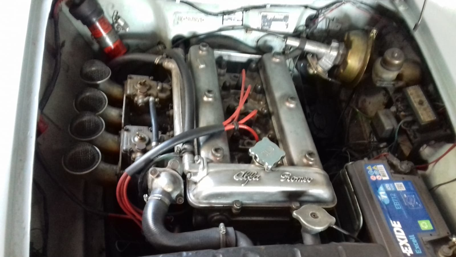 1966 superb giulia 1300 1750engine For Sale (picture 5 of 6)