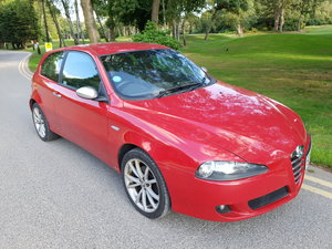 2007 147 TI 1.6 Lusso 3DR PETROL LOW MILES